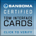 Sangoma-Certified Cards Badge