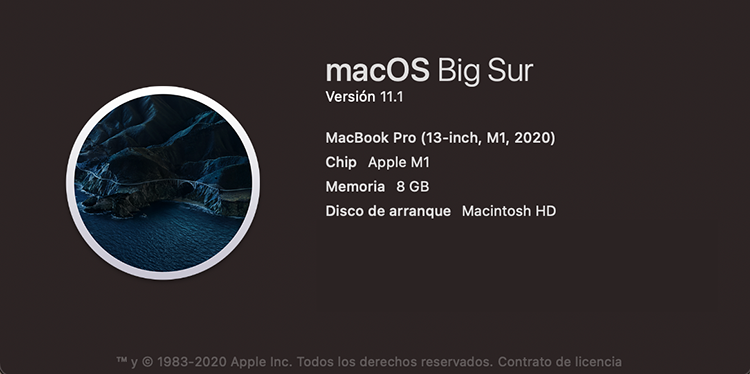 MacbookProM1
